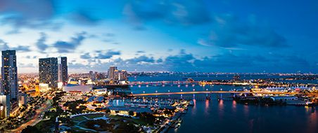 Miami Cruise Month | Hotel Packages - From oceanfront resorts to quaint boutique hotels, Greater Miami and the Beaches boasts a wide-array of stylish accommodation options offering luxury and top-notch service. Begin your cruise experience with the comfort of special Miami Cruise Month hotel packages offered throughout January. #Miami #MiamiCruise
