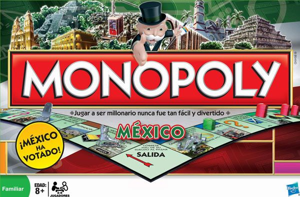 Monopoly Mexico | On being Mexican | Monopoly, Kool kids ...