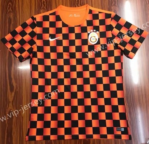 uk availability c7118 87e47 2019-2020 Galatasaray SK Home Orange&Black Thailand Soccer ...
