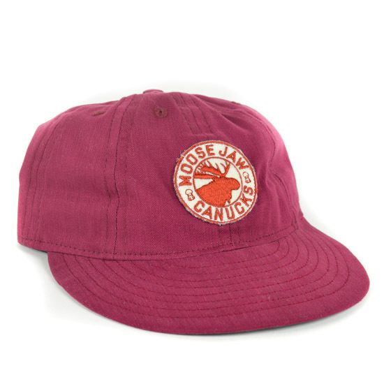 Moose Jaw Canucks Hockey Cap