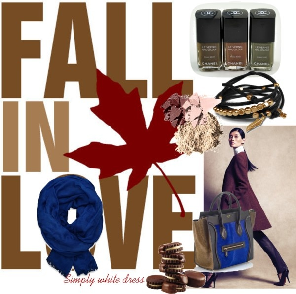 """fall in love"" by ariannabiondo on Polyvore"