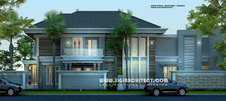 desain-rumah-modern-klasik-mediteran-kolam-renang-5