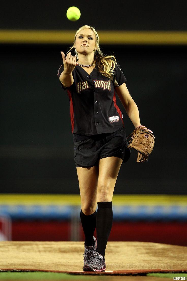 Jennie Finch Softball Pitching Mats