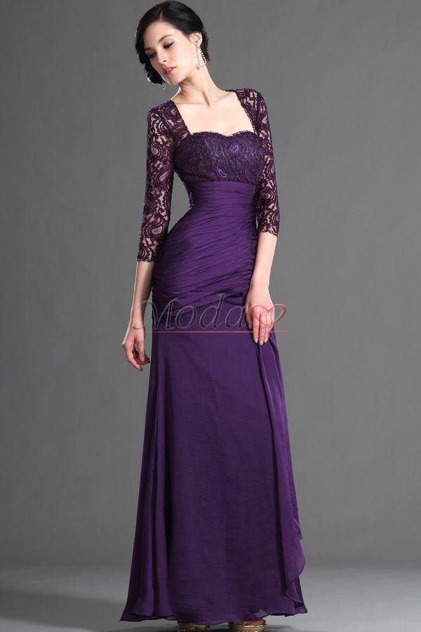 56 best Vestidos images on Pinterest | Party dresses, Bride dresses ...