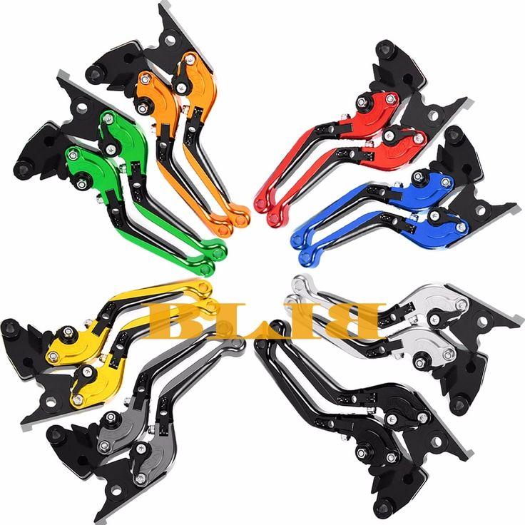 17.65$  Buy now - For Vespa 50-125 PV ET3 PK S XL 125 VNA TS 160GS 150 VBA-T4 180SS PX80-200 PE Lusso Moto Folding Extendable Brake Clutch Levers  #shopstyle