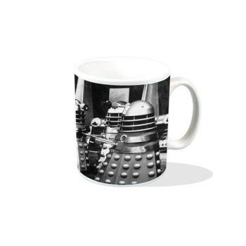 Daleks Congregados - taza ceramica - doctor who #DoctorWho #DrWho 9,95€