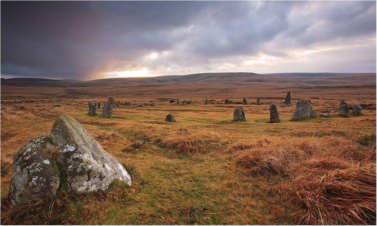 Scorhill Stone Circle.