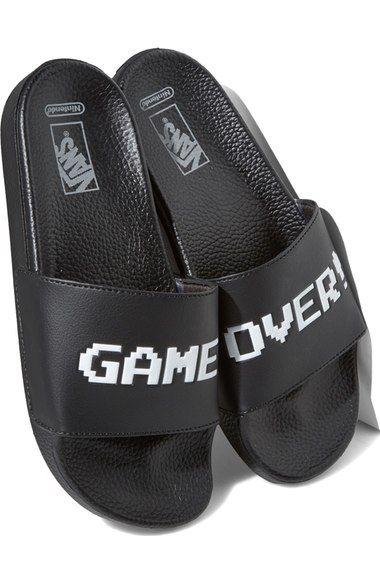 VANS 'Game Over' Sport Slide (Men). #vans #shoes #
