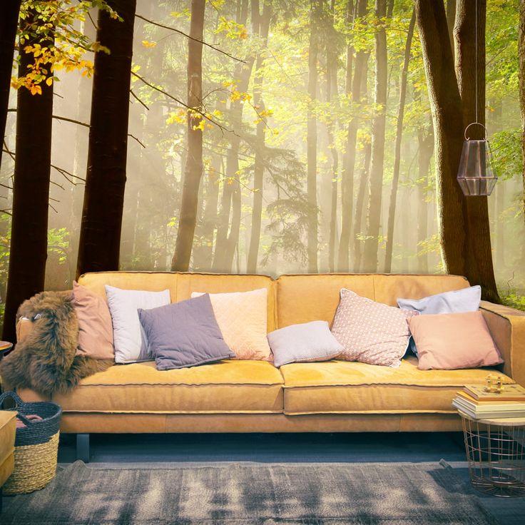 Votre intérieur est à 2 doigts de vous remercier  ---------------------------------------------------------------------  Papier Peint Mysterious Forest Path  à 73,04€  sur https://www.recollection.fr/papiers-peints-paysages-arbres-et-foret/7399-papier-peint-mysterious-forest-path.html  #Arbres et Forêt #mobilier #deco #Artgeist #recollection #decointerior #interiordesign #design #home  ---------------------------------------------------------------------  Mobilier design et décoration…