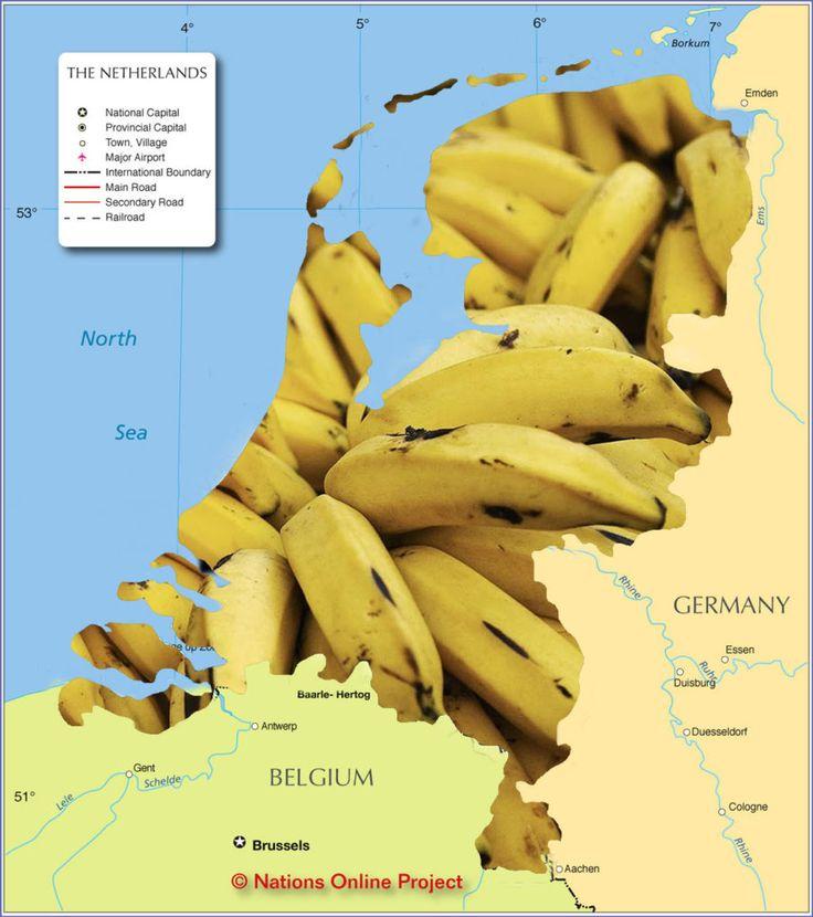 Peter van Nuijsenburg, Verdragslanden, Bananenrepubliek