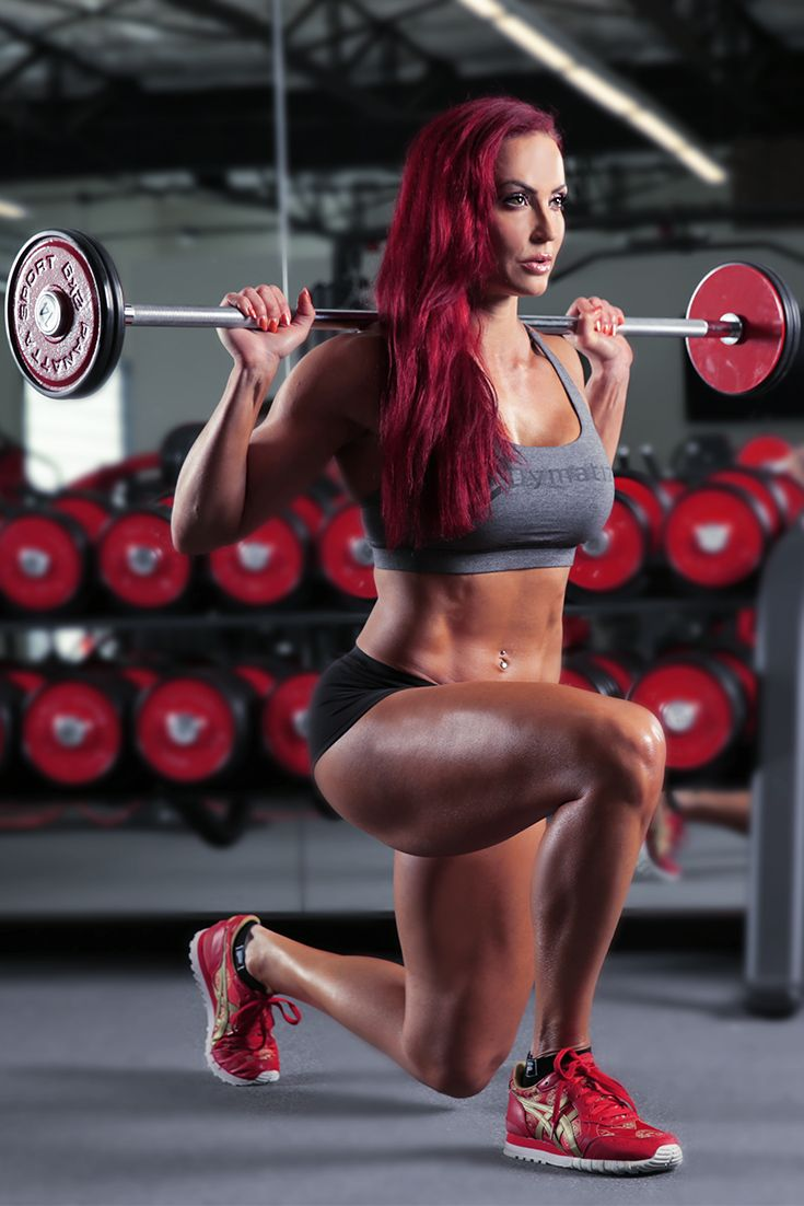 Carve your perfect quads, hams, glutes, and calves with this complete hip-to-toe program. Erin Stern provides all the cues, details, and workarounds to make it fit with your gym!