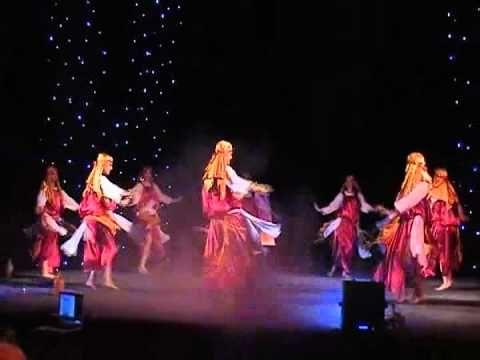 Tunisian dance ( Moldova)