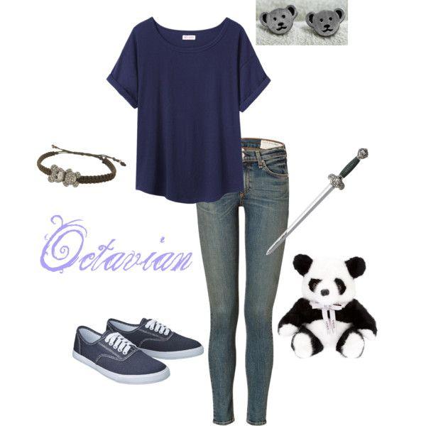 """Octavian (Percy Jackson Series)"""
