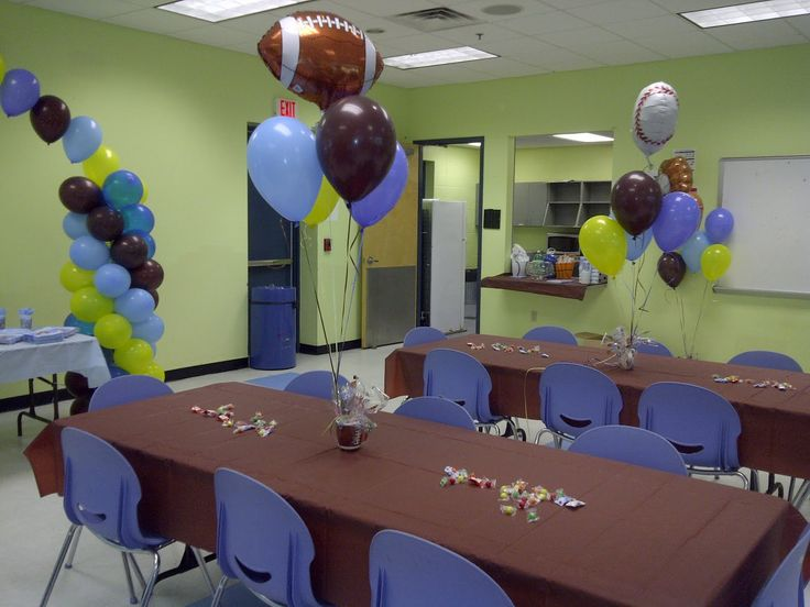 Baby Shower Decorations Jacksonville Fl ~ Sports baby shower centerpieces cuba hunter community