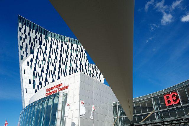 Copenhagen Congress Center #bella center #copenhagen
