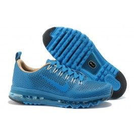 Nike Air Max Motion Blau Gold Weiß Männer