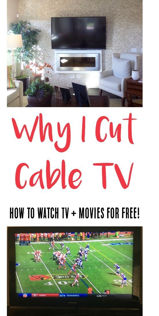 Slash your monthly bills and save BIG when you use these easy tips and tricks for Cutting Cable TV and Watching TV for Free!