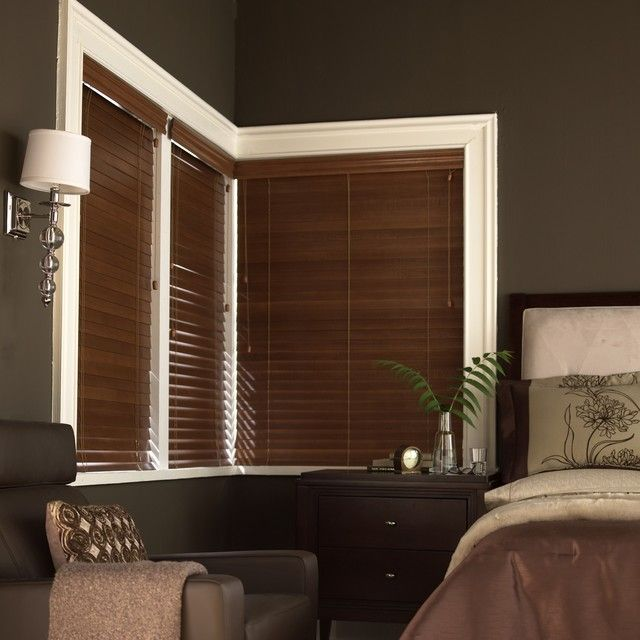 Faux Wood Blinds Window Other Metro By Supreme Wallpaper