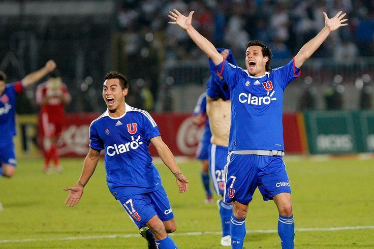 Eduardo Vargas and Diego Rivarola #legends #udechile #soccer