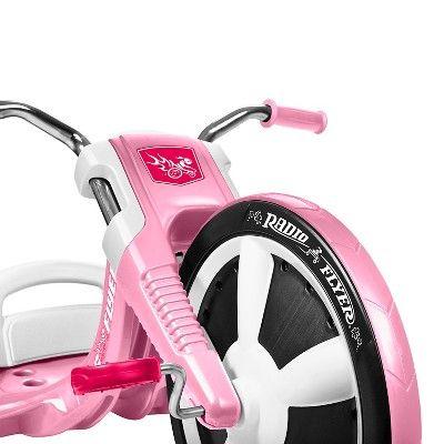Radio Flyer Deluxe Big Flyer - Pink