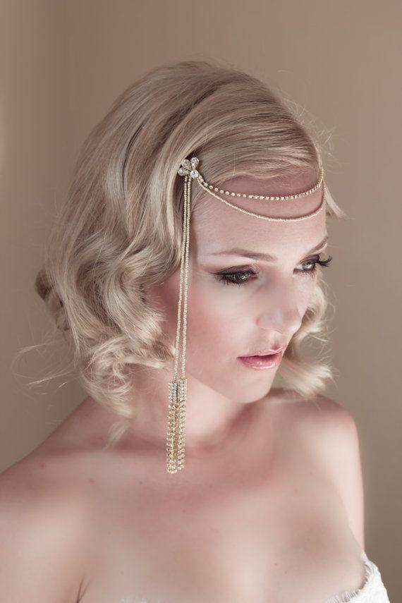 chain headband ideas