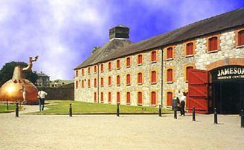 Midleton Distilleries tour of Jameson Irish Whiskey, Midleton, Co. Cork, Ireland (from Carol C.)