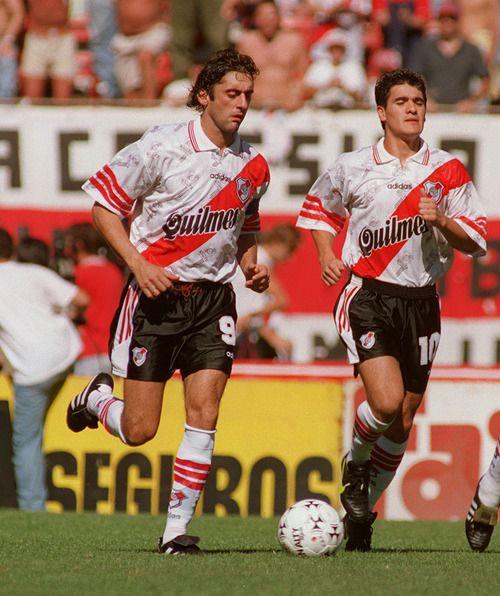 francescoli River Plate