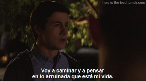 frases de 13 reasons why en español - Buscar con Google