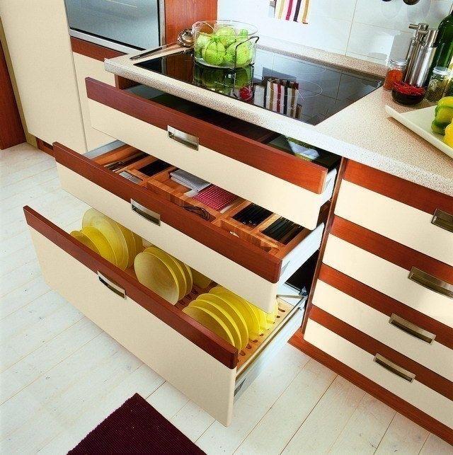 Удобные детали для кухонь - Дизайн интерьеров   Идеи вашего дома   Lodgers