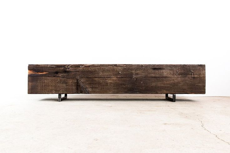 Solid Timber Beam Bench - yes, we can make more like this!