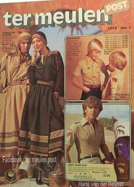 Catalogus uit 1978