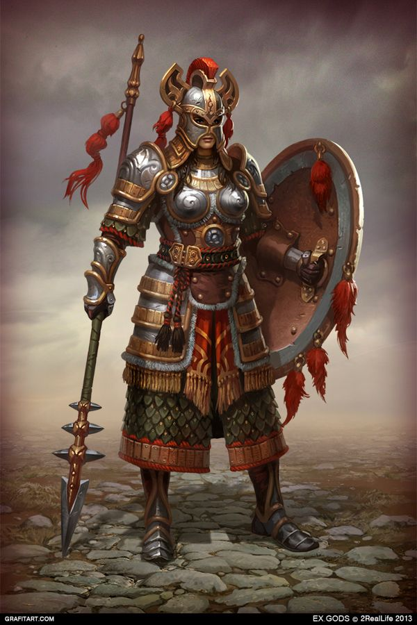 EX GODS armor clothes clothing fashion player character ...
