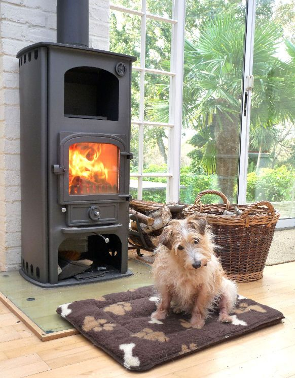 Clearview Pioneer Oven Stove