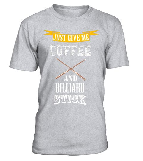 "# just give me coffee & billiard stick billiard lovers t shirt .  Special Offer, not available in shops      Comes in a variety of styles and colours      Buy yours now before it is too late!      Secured payment via Visa / Mastercard / Amex / PayPal      How to place an order            Choose the model from the drop-down menu      Click on ""Buy it now""      Choose the size and the quantity      Add your delivery address and bank details      And that's it!      Tags: billiard t shirt…"