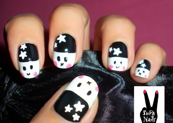 19 best images about Sweet Pea Nails 4 Kids on Pinterest | Nail ...