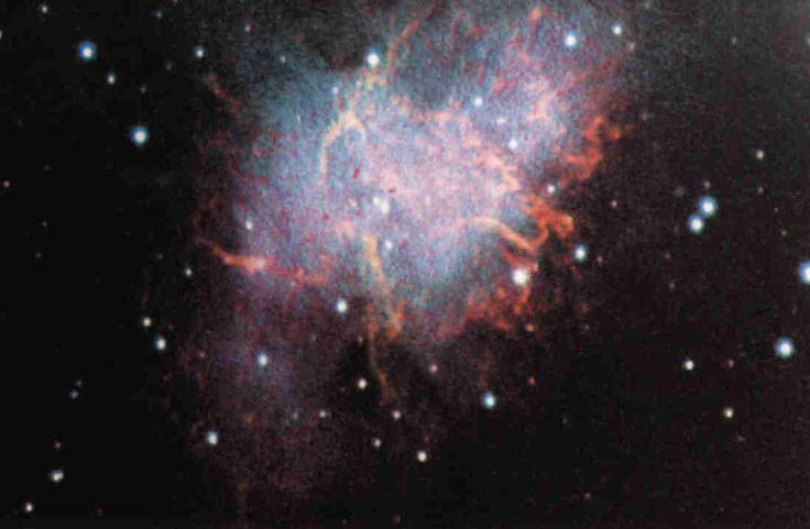 CRAB #NEBULOSA#GRANCHIO#M1, #NGC1952,#CRAB #NEBULA, Costellazione del #Toro.
