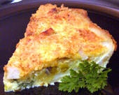 Turkey leek broccoli pie recipe | Gluten Free (and corn and soy and m ...