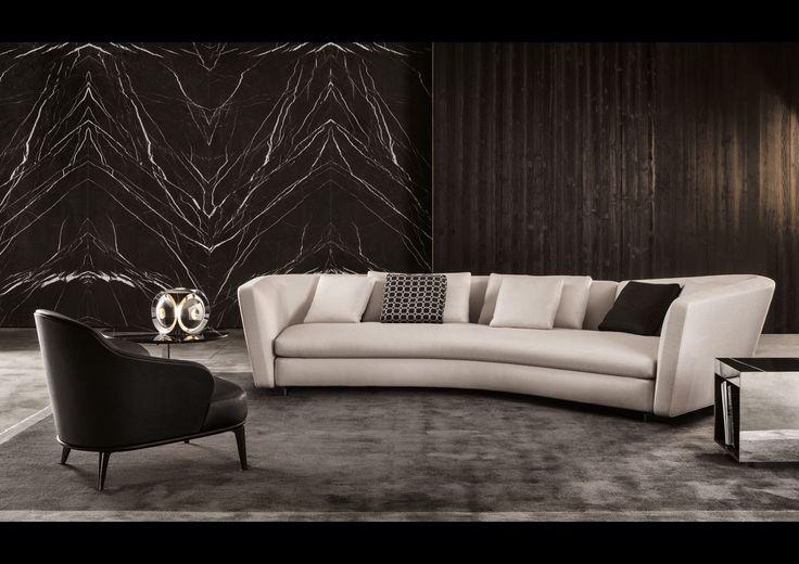 minotti seymour sofa seating Pinterest Banquettes, Modern