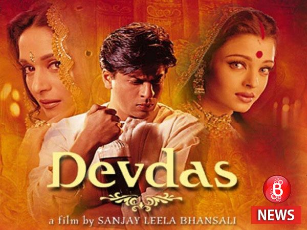 Wow! Get ready to watch SRK, Aishwarya and Madhuri-starrer 'Devdas' in 3D