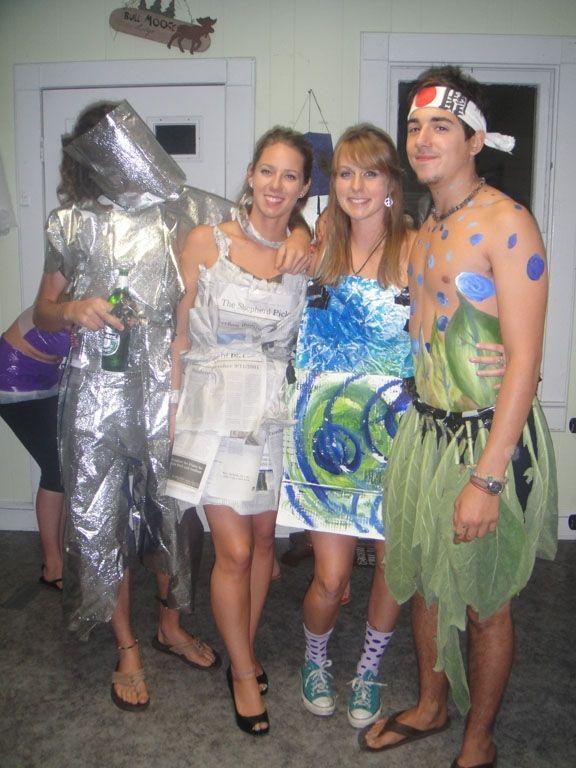 Clothes That Aren't Clothes- ABC Party Costumes | ABC ...
