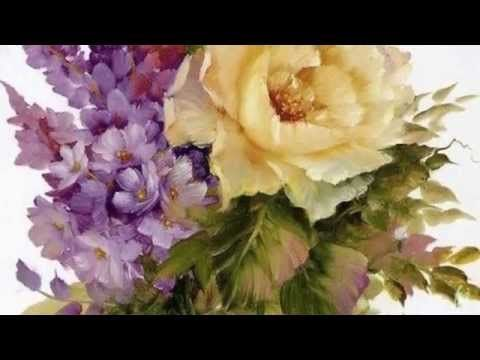 Part.2 - Gary Jenkins -  painter ,  & - W.A.Mozart - Piano Concert nr.21