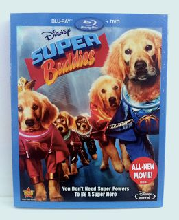 Disney's #SuperBuddies, available on DVD from Amazon.ca - $24.99