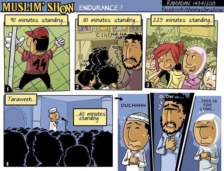 Taraweeh Muslim Show.