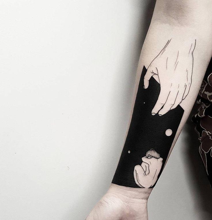 Dövme Yaptırmak İsteyenlere Ultra Yaratıcı 20+ Çalışma: Matteo Nangeroni   Sanatlı Bi Blog