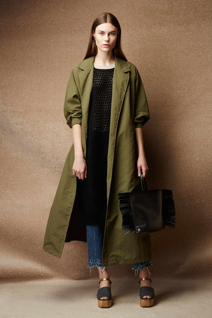 Out Of All The Pre-Fall Collections, These Are The 20 You Need To Know #refinery29 http://www.refinery29.com/pre-fall-trends-2015#slide-2 Rachel Comey We have to admit it: We've sipped the Rachel Comey Kool-Aid, and there's no turning back. She could present a burlap sack and we'd consider it. It's just that she gives us exactly what we want with each collection, while providing new things to try that generally (okay, alright, always) work out. This season, she went heavy with the washed ...