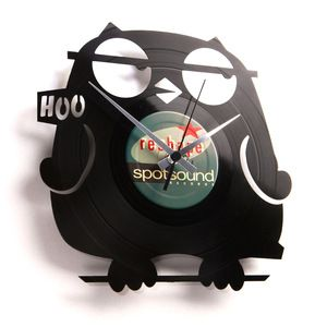 Wize Guy Vinyl Clocknow featured on Fab