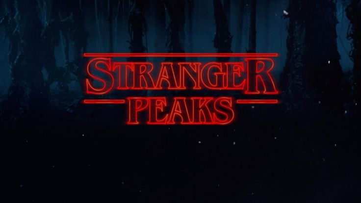 Stranger+Things+++Twin+Peaks+=+Stranger+Peaks