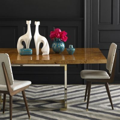 Bond Extension Dining Table by Jonathan Adler at Lumens.com