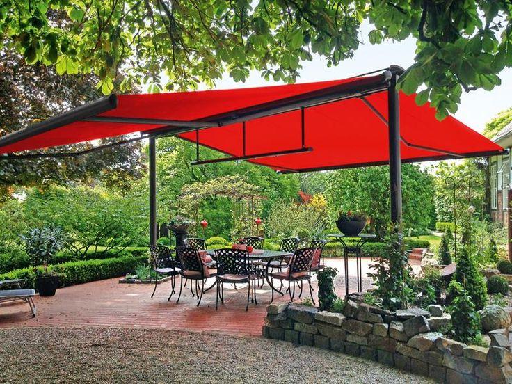 Acme Sunshades in 2020 | Patio, Outdoor awnings, Pergola patio