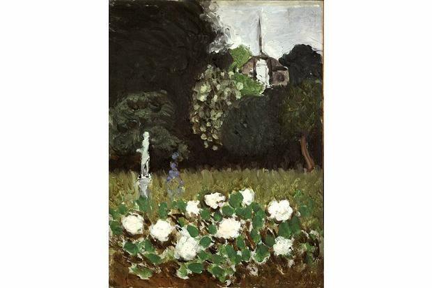 Le Jardin by Henri Matisse